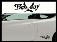 BAD BOY CAR BODY DECALS